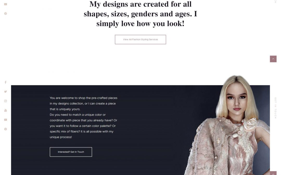 Elina Ten Eco Couture